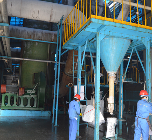 Calcuim Chloride production line