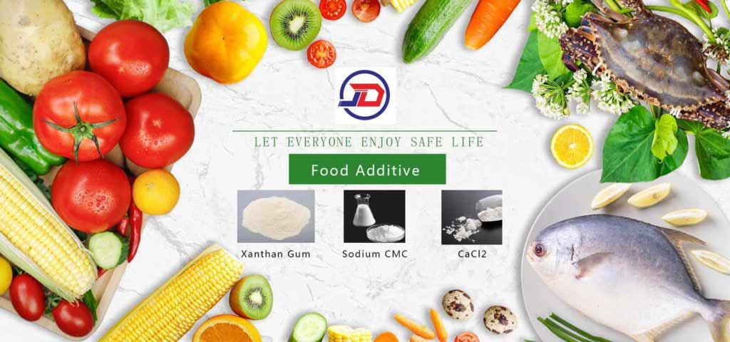 Conventional excellent thickener xanthan gum