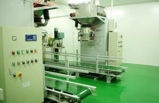 cmc production line