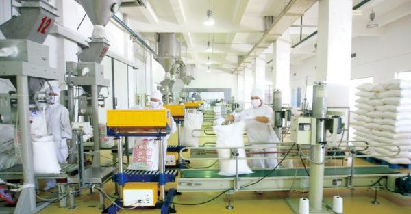 qingdao jiede chemical Co.,ltd Production